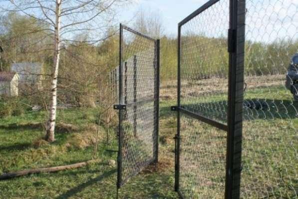 Ворота и калитки в Ряжске