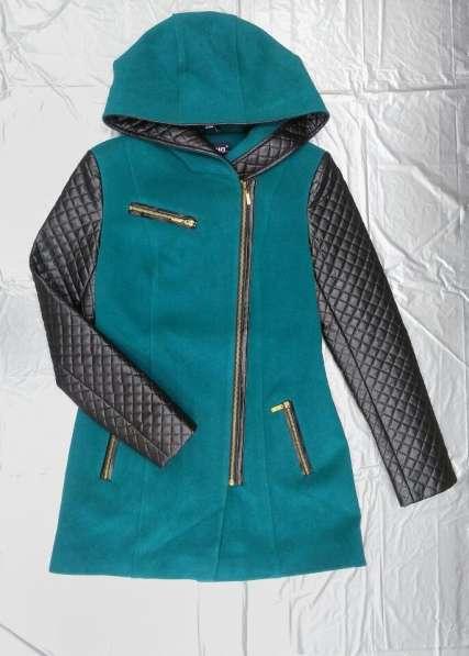 Новые женские пальто из кашемира разм 44, 50