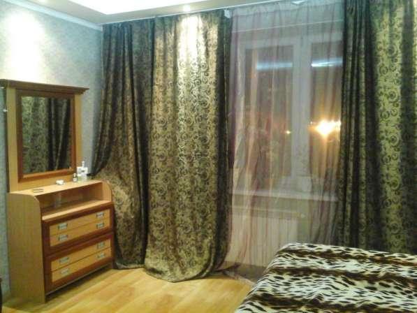 Сдам комнату в ленинградском районе с евроремонтом и мебель
