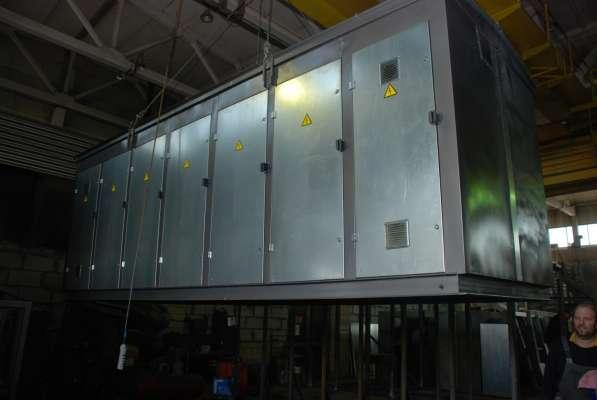 Трансформаторные подстанции 2ГКТП мощностью 100…2500 кВА в Москве