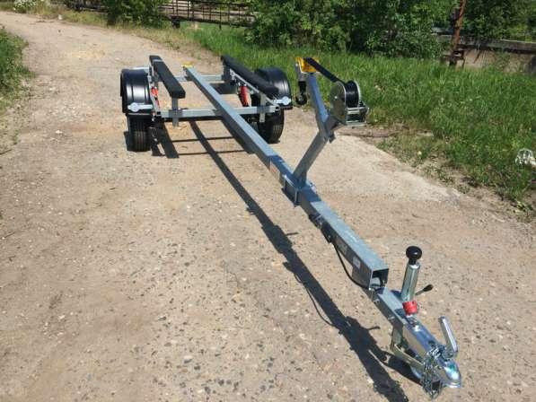 Легковой прицеп для водной техники 4.7м 600 кг