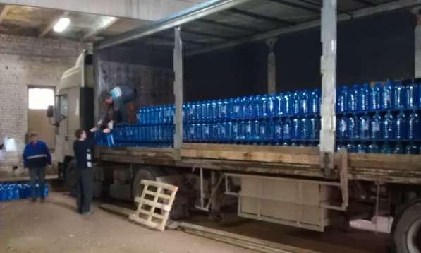 Разгрузка фур, вагонов и другого грузового транспорта