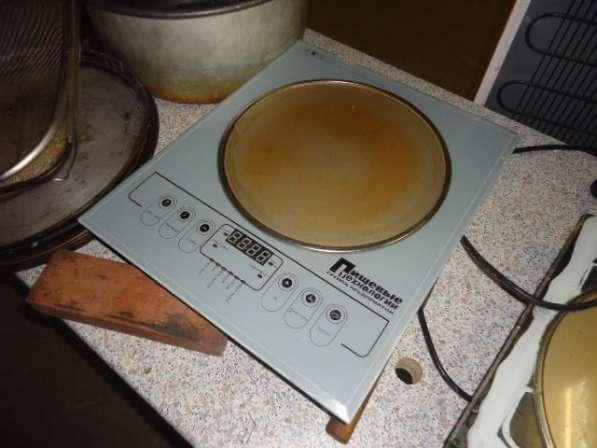Плитка индукционная одна конфорка