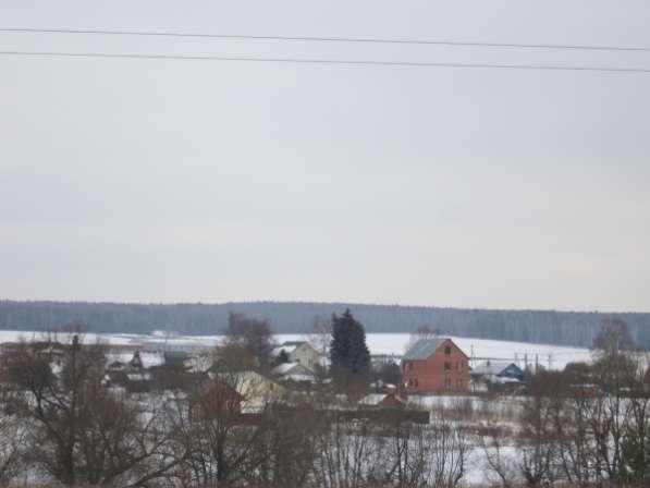 Участок 13 с. д. Борисово Коломенский район