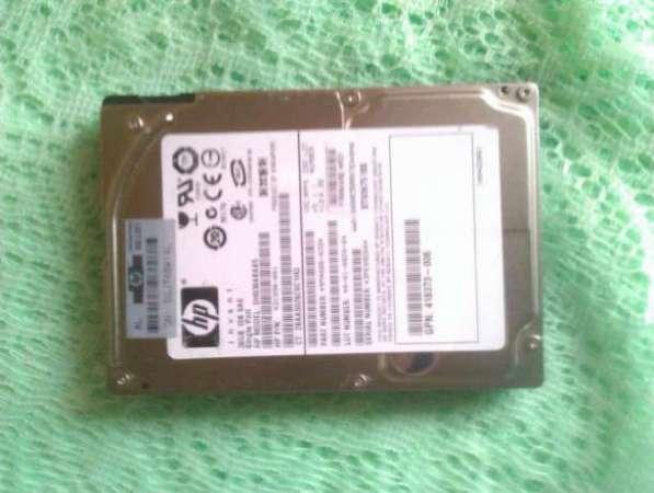 """Жесткий диск HDD HP 36Gb SAS 2,5""""(DH036ABAA5)"""