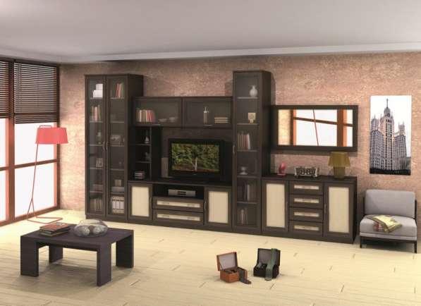 Гостиная для малогабаритной комнаты