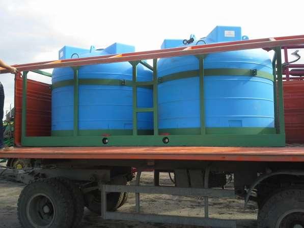 Емкости пластиковые для перевозки воды и других растворов в Самаре фото 6
