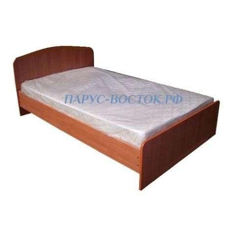 Кровать из ЛДСП (без матраса)