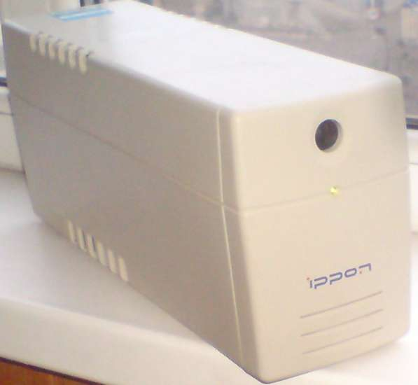 Ибп (UPS) Ippon Back Power Pro 600