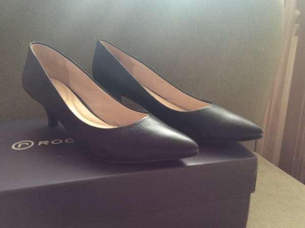 Туфли от Rockport р.37,5