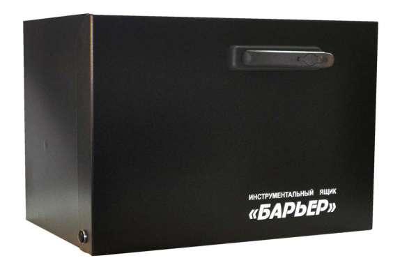 Ящик инструментальный ИЯ 5035 с кронштейнами