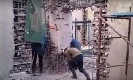 Демонтаж потолка, демонтаж стен и перегородок, демонтаж пола