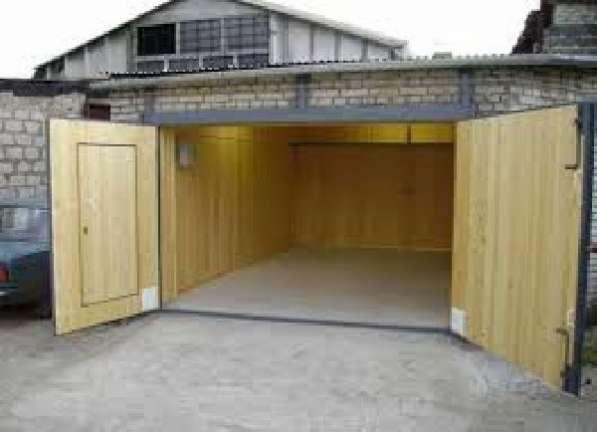 Ремонт гаражей. Реставрация гаражей