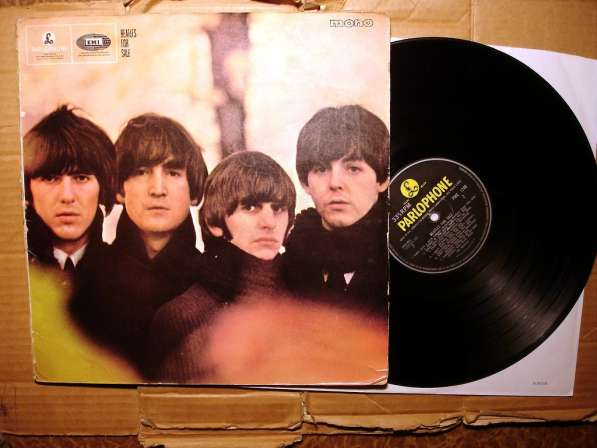 Пластинка The Beatles - Beatles For Sale(UK, 1964)