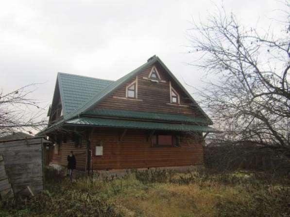 Дом 220 кв. с. Федоровское Ступинский район
