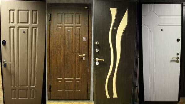 Стальные входные двери производства г. Йошкар-Ола в Самаре