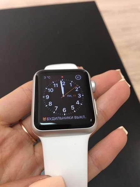 Часы apple watch 38mm