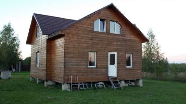 Продаю дом с 10 сотками в д.Малахово Заокского р-на, 95 км о