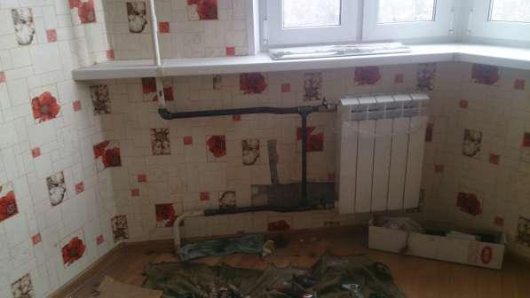 Ремонт квартир, замена батарей, монтаж кондиционеров в Москве фото 13