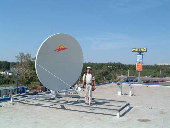 Требуется инженер-монтажник спутникового оборудования
