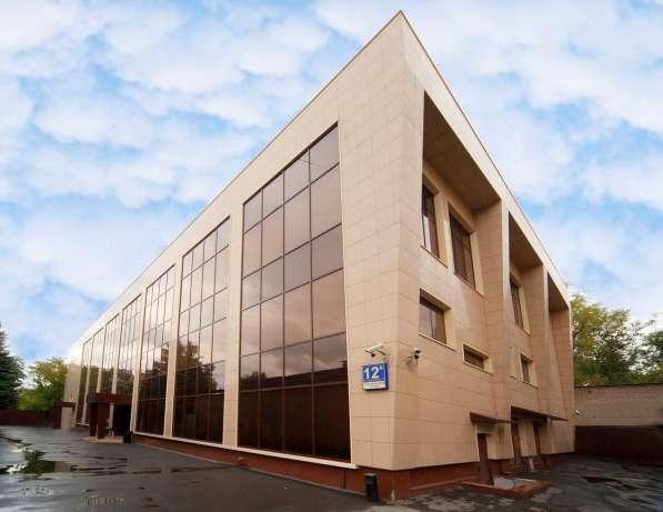 Офисное здание в аренду на Алексеевской