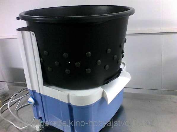 Перосъемная машина ПМ-7 до 7,5 кг
