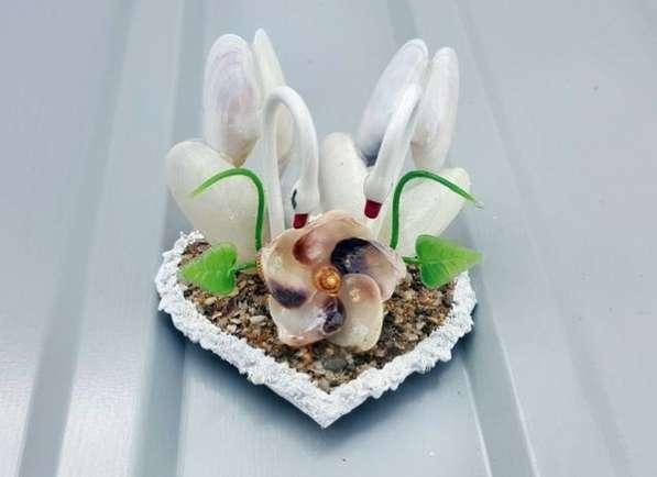 Сувениры в асортименте из морских раковин в Симферополе фото 4