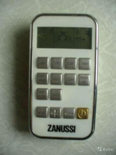 Пульт ду zhtt-02 на сплит систему Zanuss