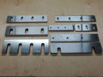 Изготовление, ножи гильотинные 510х60х20 ООО Тульский Промышленный