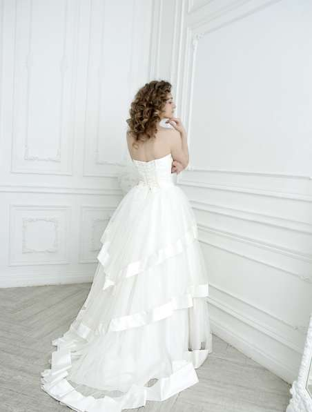 Распродажа! Новое шикарное свадебное платье, HS1503011EL