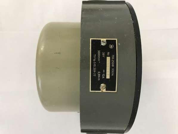 Двигатель постоянного тока тип ПЯ-250Ф УХЛ4