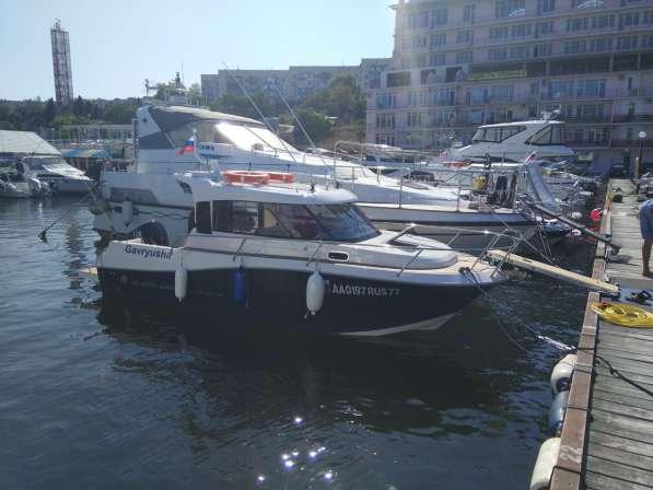 Продается катер ATLANTIC MARINE ADVENTURE 780 в Севастополе