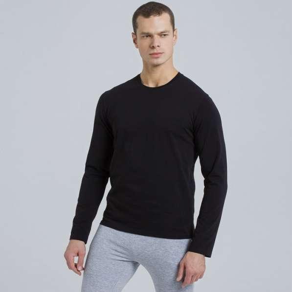 Новая тонковка/футболка с длинным рукавом р.46-48