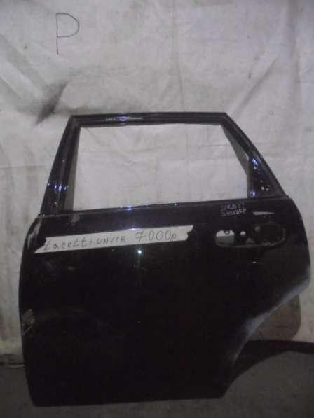 Chevrolet Lacetti задняя дверь