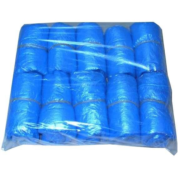 Бахилы полиэтиленовые одноразовые 3,8 г 32 мкм от 1,04 руб