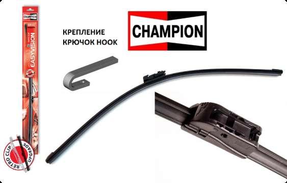 Щетка Champion Easyvision бескаркасная 550мм ER55/B01 1шт