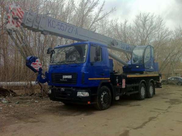 Автокран Зубр КС-55727-А-12
