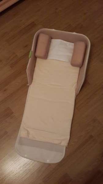 Кроватка в кроватку. Детское гнездышко