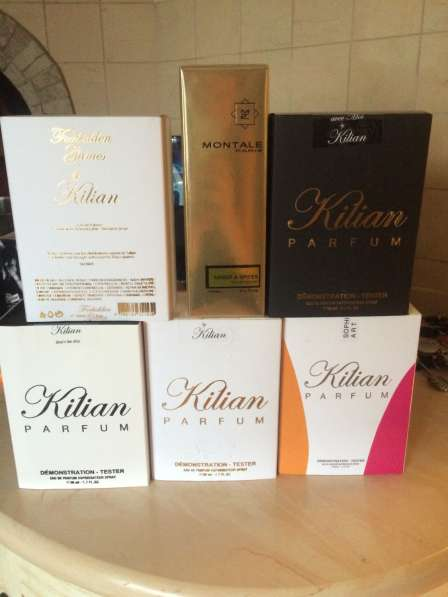 Ликвидация парфюмерного склада