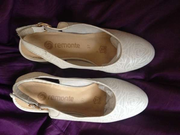 Туфли-босоножки женские Remonte (Ремонте) 37 размер в Москве фото 4