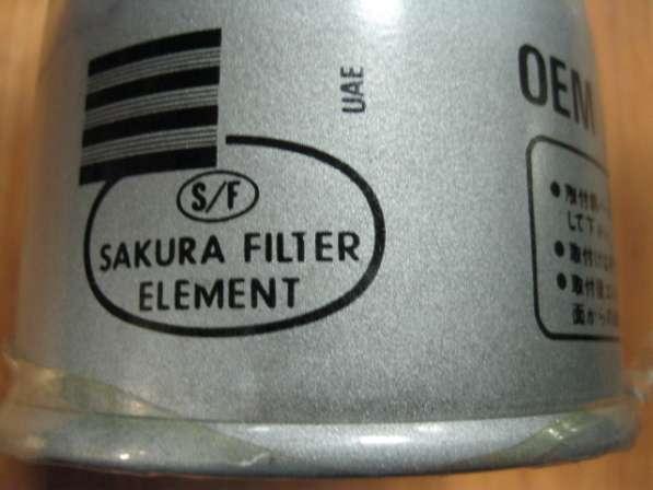 Фильтр масляный C-1003 Sakura в Магнитогорске фото 3