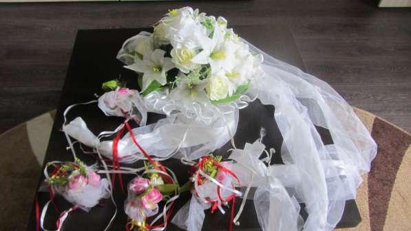 Свадебные аксессуары (лента на машину)