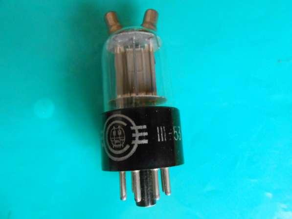 Радиолампа 6с8с