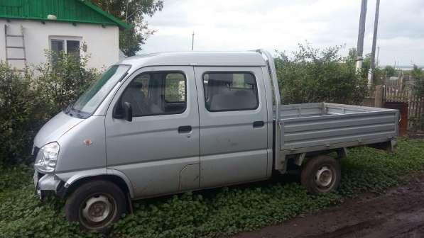 Продам фав грузовик пятиместный