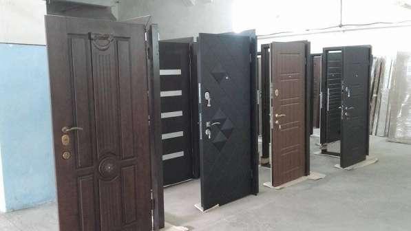 Двери входные новые модели