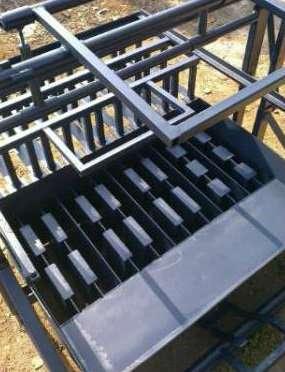 оборудование для производства блоков ВСШ