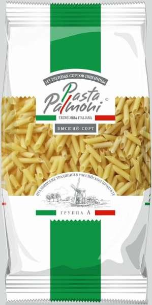 "Макароны ТМ ""Pasta Palmoni"", группа А,в/с, Перо,400 гр"