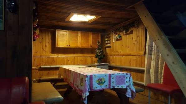 Отмечайте личные праздники в лесном доме на берегу водоема в Екатеринбурге фото 13