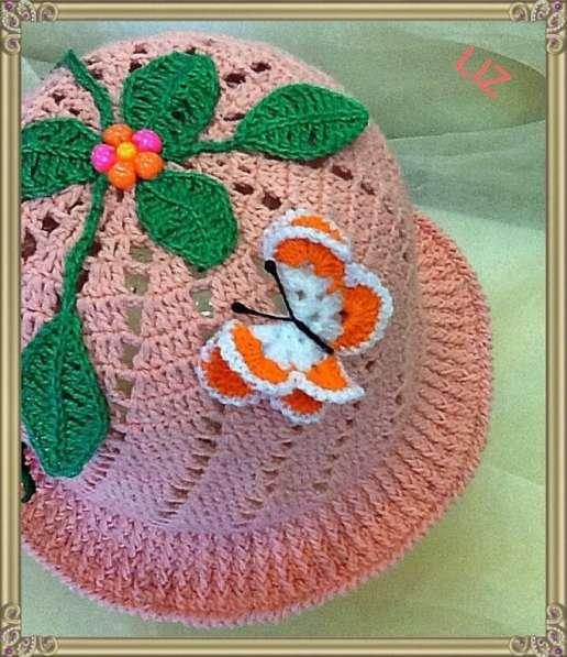 Шляпка для маленькой Леди в Энгельсе фото 5