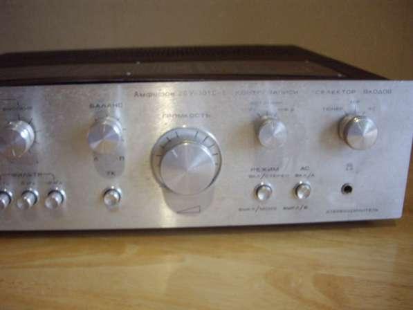 Стереофонический усилитель Амфитон 25У-101С-1 в Челябинске фото 10